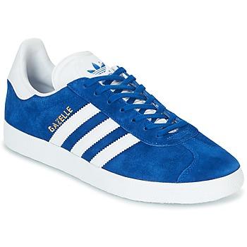 Zapatos Zapatillas bajas adidas Originals GAZELLE Azul