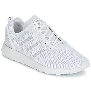 Zapatos Hombre Zapatillas bajas adidas Originals ZX FLUX ADV Blanco