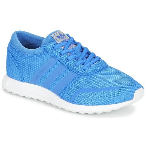 Zapatos Niño Zapatillas bajas adidas Originals LOS ANGELES J Azul