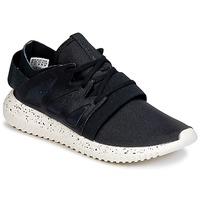 Zapatos Mujer Zapatillas bajas adidas Originals TUBULAR VIRAL W Negro