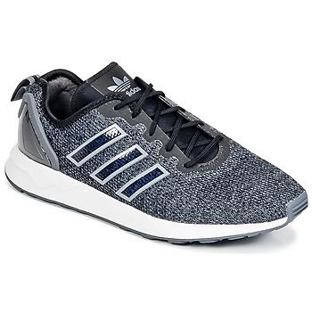 Zapatos Hombre Zapatillas bajas adidas Originals ZX FLUX ADV Gris