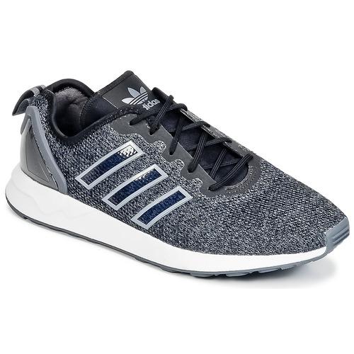 Zapatos especiales para hombres y mujeres adidas Originals ZX FLUX ADV Gris
