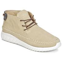 Zapatos Hombre Zapatillas altas Asfvlt YUMA Beige