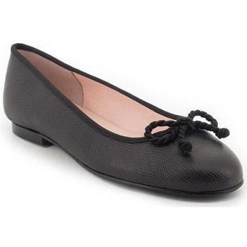 Zapatos Mujer Bailarinas-manoletinas Celia Company 100 Negro