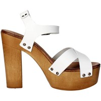 Zapatos Mujer Sandalias Tdl Collection 3098294 Blanco