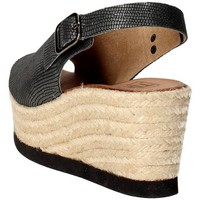 Zapatos Mujer Sandalias Tdl Collection 5372677 Negro
