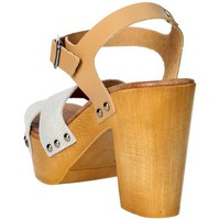 Zapatos Mujer Sandalias Tdl Collection 5375330 Blanco