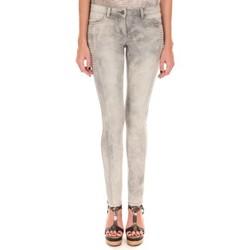 textil Mujer Vaqueros slim LPB Woman Les Petites bombes Pantalon Skinny Stretch We S161802 Gris
