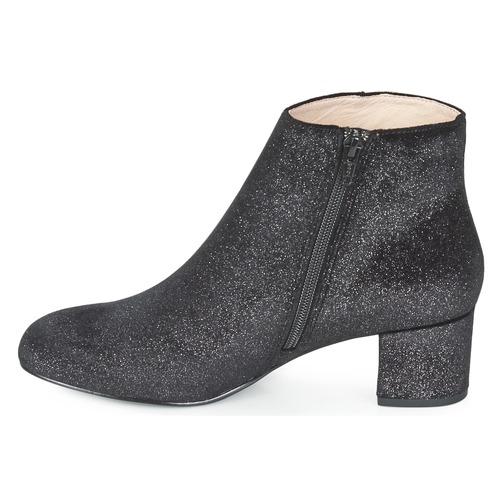 Mellow Alana Yellow Mujer Negro Zapatos Botines YDHE29WI