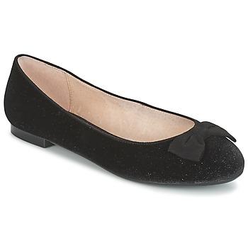 Zapatos Mujer Bailarinas-manoletinas Mellow Yellow ALANIS Negro