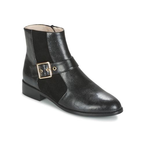 Zapatos de mujer baratos zapatos de mujer Zapatos especiales Mellow Yellow ALDANA Negro