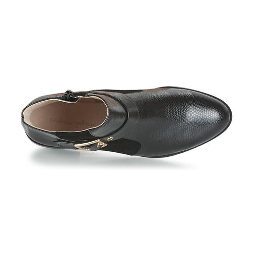 Caña Baja De Zapatos Yellow Aldana Mellow Negro Botas Mujer hCstrdQ