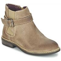Zapatos Niña Botas de caña baja Mod'8 NEL Beige