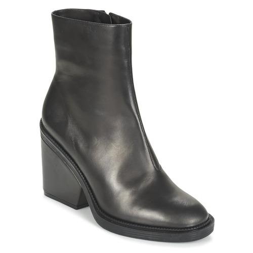 Venta de liquidación de temporada Zapatos especiales Robert Clergerie BABE Negro