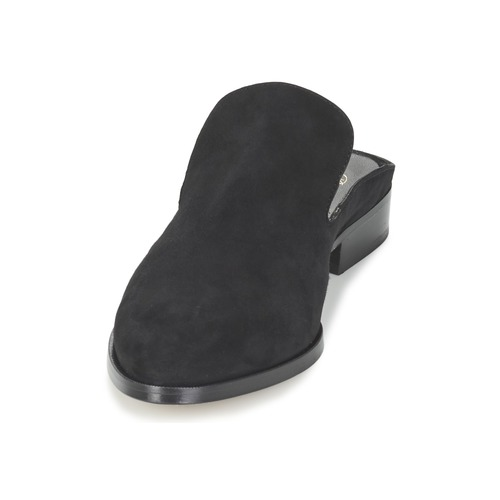 Zapatos Alicel Negro ZuecosclogsRobert Clergerie Mujer wnv08mN