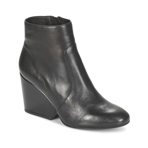 Zapatos de mujer baratos zapatos de mujer Zapatos especiales Robert Clergerie TOOTS Negro