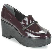 Zapatos Mujer Mocasín Robert Clergerie XOCOLE Burdeo