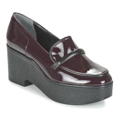 Los últimos zapatos de descuento para hombres y mujeres Robert Clergerie XOCOLE Burdeo - Envío gratis Nueva promoción - Zapatos Mocasín Mujer  Burdeo