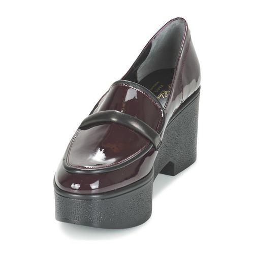 Robert Xocole Mocasín Burdeo Zapatos Mujer Clergerie gyYf76bv