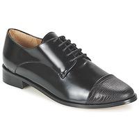 Zapatos Mujer Derbie Emma Go SHERLOCK Negro