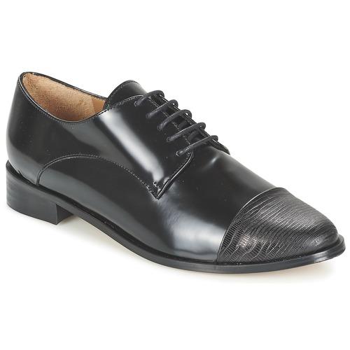 Zapatos de mujer baratos zapatos de mujer Emma Go SHERLOCK Negro - Envío gratis Nueva promoción - Zapatos Derbie Mujer