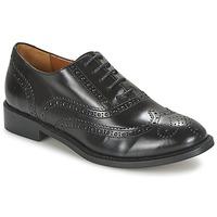 Zapatos Mujer Richelieu Heyraud DEHBIA Negro