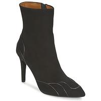 Zapatos Mujer Botines Heyraud DARLING Negro