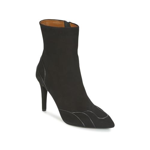 Casual salvaje Zapatos especiales Heyraud DARLING Negro