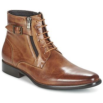 Zapatos Hombre Botas de caña baja Kdopa BAUDRY Marrón