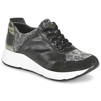 Zapatos Mujer Zapatillas bajas Tosca Blu EDEN Negro
