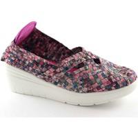 Zapatos Mujer Slip on Grunland GRU-SC2402-MU Multicolore