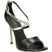 Zapatos Mujer Sandalias Carmens Padova 37182 Sandali plata