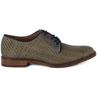 Zapatos Hombre Derbie Soldini OYSTER TAUPE Marrone