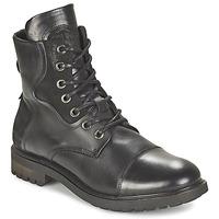 Zapatos Hombre Botas de caña baja Bunker RESCUE Negro