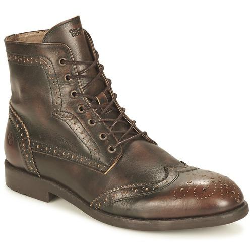 Zapatos Hombre Botas de caña baja Coqueterra DON Café