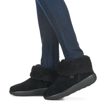FitFlop MUKLUK SHORTY 2 BOOTS Negro