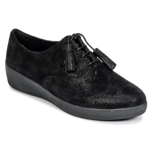 ZapatosFitFlop CLASSIC Casual TASSEL SUPEROXFORD Negro  Casual CLASSIC salvaje cb461f