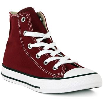 Zapatos Hombre Zapatillas bajas Converse ALL STAR HI MAROON Marrone