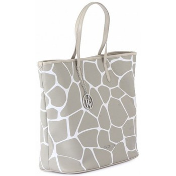 Bolsos Mujer Bolso shopping Armani  Jeans ARMANI JEANS  SHOPPING BAG  BEIGE    100,0