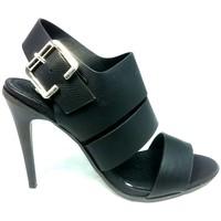 Zapatos Mujer Sandalias Cassis Côte d'Azur Sandales Talons Hauts Beltaine Noir Negro