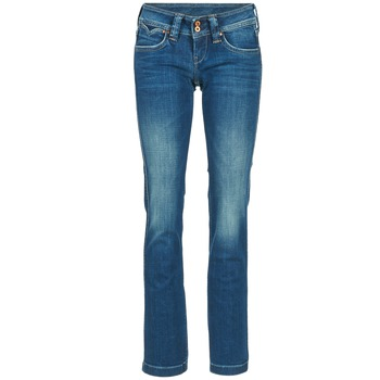 textil Mujer vaqueros rectos Pepe jeans BANJI D67