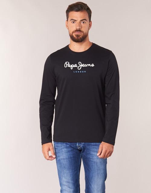 Eggo Negro Jeans Long Pepe ZkPTXOiu