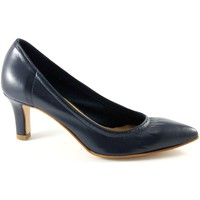 Zapatos Mujer Zapatos de tacón Donna Più Donna Più DON-M52251-BL Blu