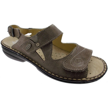 Zapatos Mujer Sandalias Loren LOM2595ta tortora