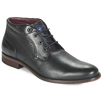 Zapatos Hombre Botas de caña baja Daniel Hechter GOLKI Negro