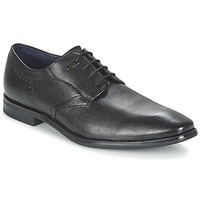 Zapatos Hombre Derbie Daniel Hechter CHAFFA Negro