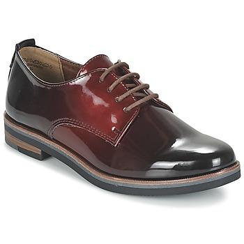Zapatos Mujer Derbie Marco Tozzi TREFLO Rojo