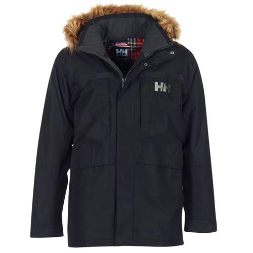 7cecc831b24 Helly Hansen COASTAL 2 PARKA Negro - textil parkas Hombre 201