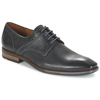 Zapatos Hombre Derbie Lloyd DAMIEN Negro