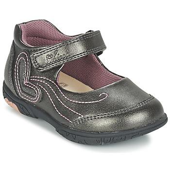 Zapatos Niña Bailarinas-manoletinas Chicco CINDRA Gris